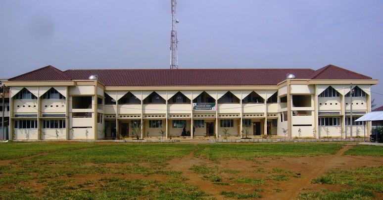 Gedung Sekolah Tinggi Agama Islam As-Sunnah Deli Serdang.