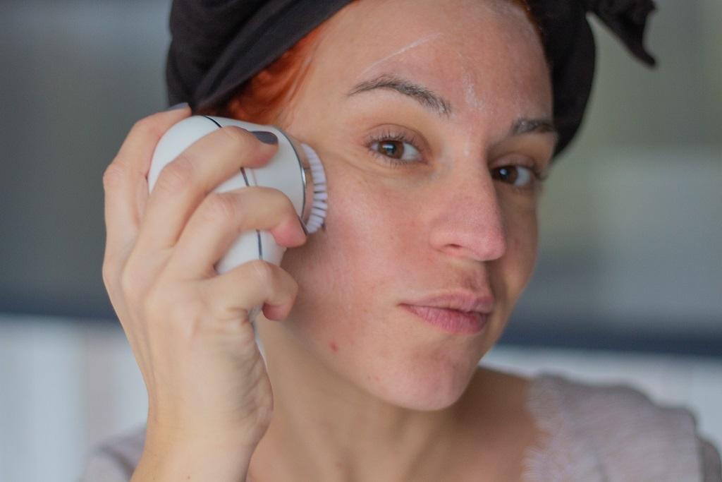 Coffret detox et Brosse nettoyante visage HQ