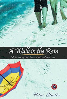 A Walk in the rain by Udai Yadla