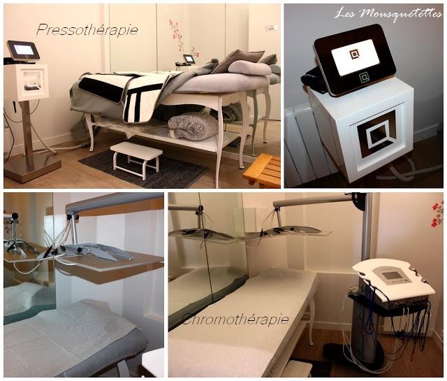 Centre d'amincissement sur mesure Osoya Convention Paris 15ème - Pressothérapie et Chromothérapie - Les Mousquetettes©
