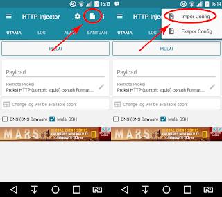 Cara internet gratis di hp android kartu AXIS