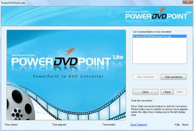 Cara mengubah atau convert PowerPoint ke video-gambar 1
