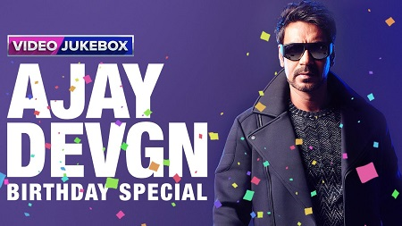 Ajay Devgn Birthday Special 2016 Video Jukebox Pyar To Hona Hi Hai Jee Le Chichora Piya