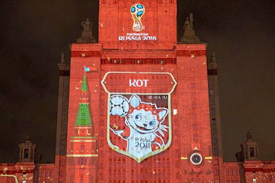 Kot Maskot Piala Dunia 2018 Rusia telah diluncurkan
