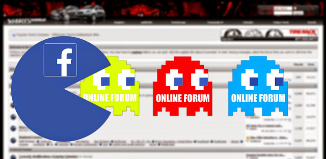 Are Facebook Groups Killing Online Forum Sites