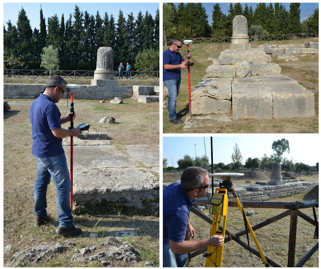 The rediscovery of the ancient city of Locri