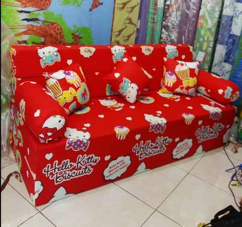 Jual Sofa Bed Murah Di Jakarta Selatan Old Table Harga Inoac Agen Busa Super Multi Fungsi