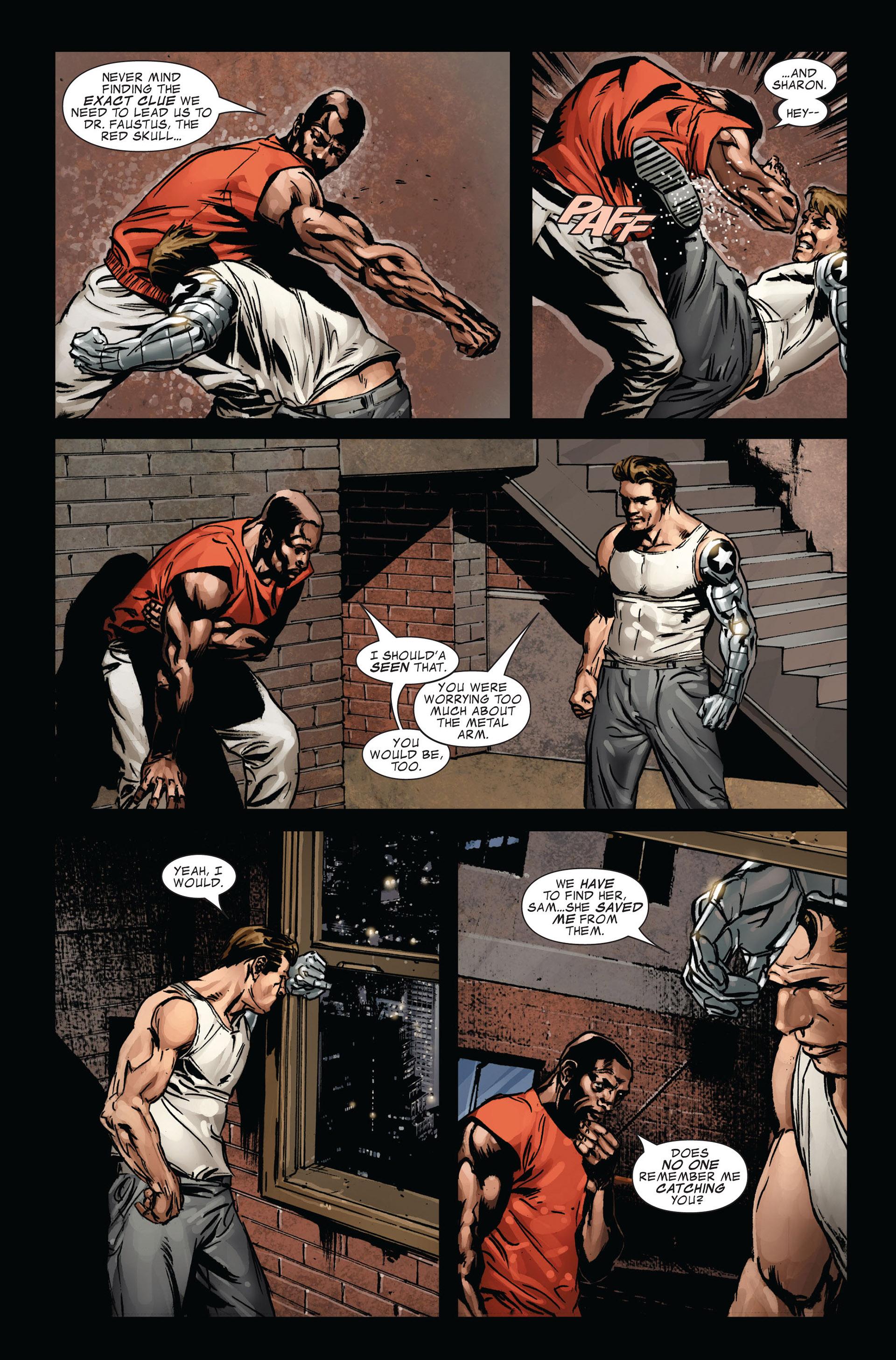 Captain America (2005) Issue #39 #39 - English 8