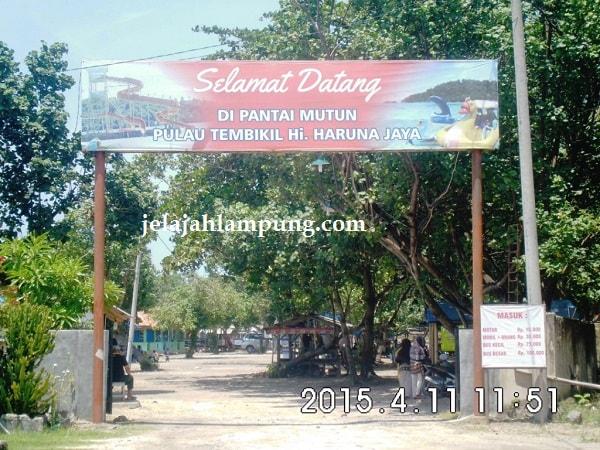 pantai Hi Haruna Jaya