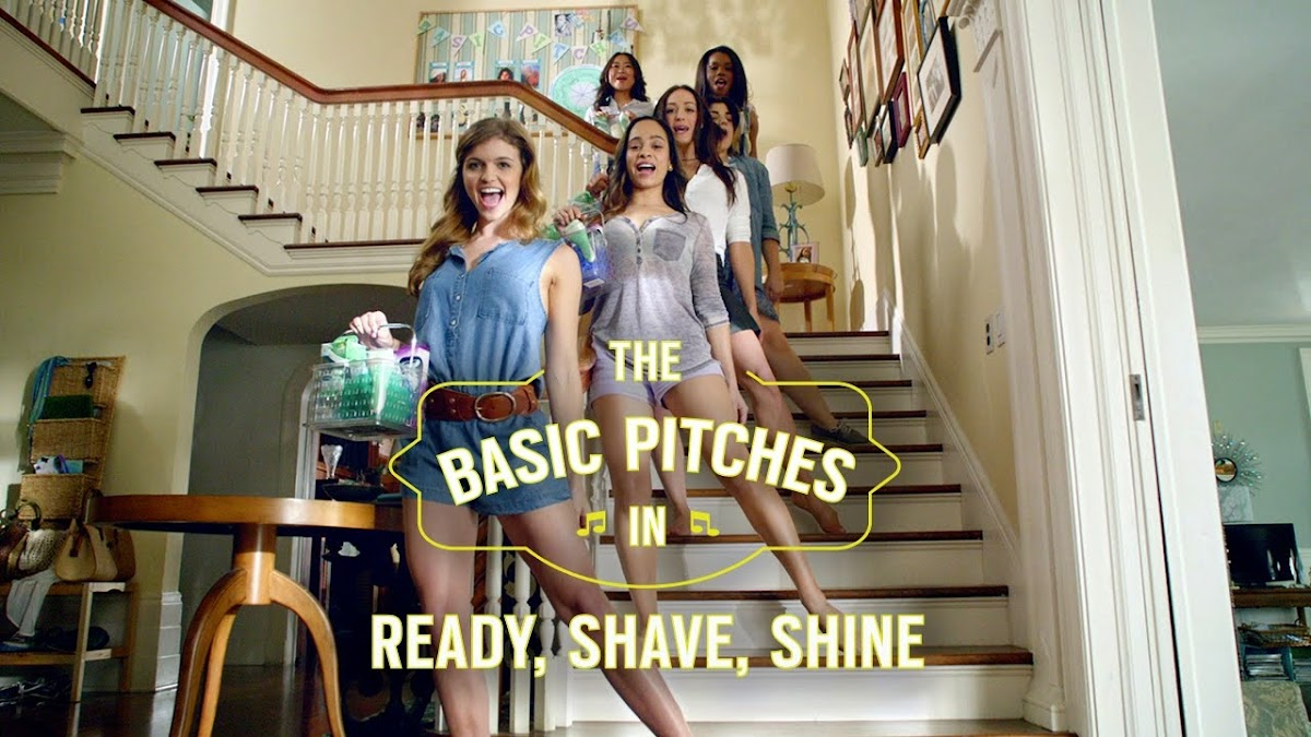"Schick, Skintimate and Pitch Perfect 2 Present ""Ready, Shave, Shine"""