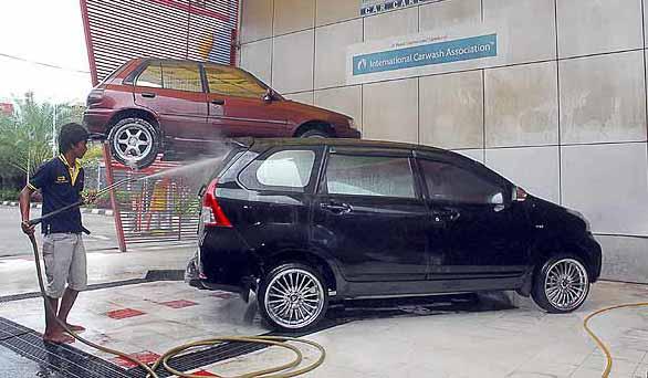 Tips Buka Usaha Cuci Mobil dan Motor - Tips Mobil Baru