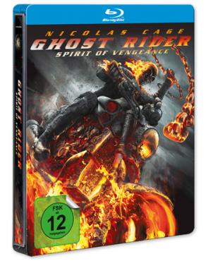 Ghost Rider Spirit Of Vengeance HD 720p HD Subtitulos Español Latino Descargar BRRip 2012