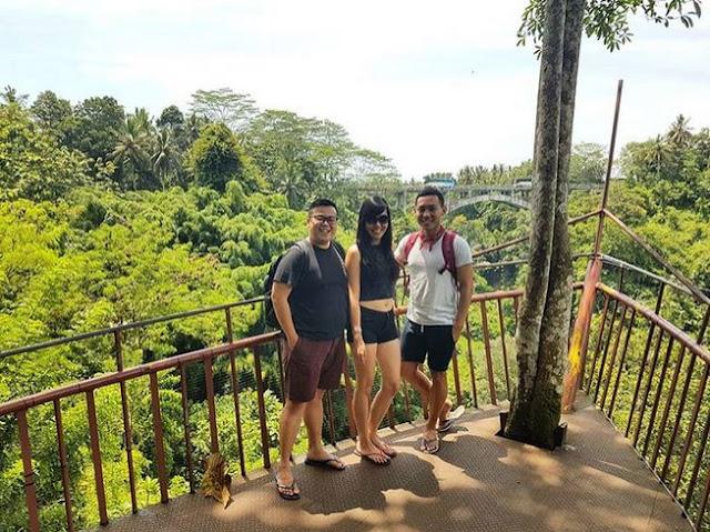 Tanah Wuk Sangeh Menjadi Spot Berfoto Instagramable di Badung Bali Informasi Terbaru