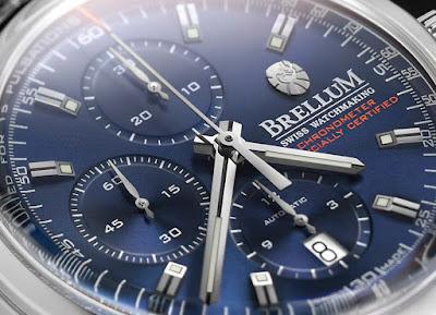 BRELLUM Duobox Chronometer