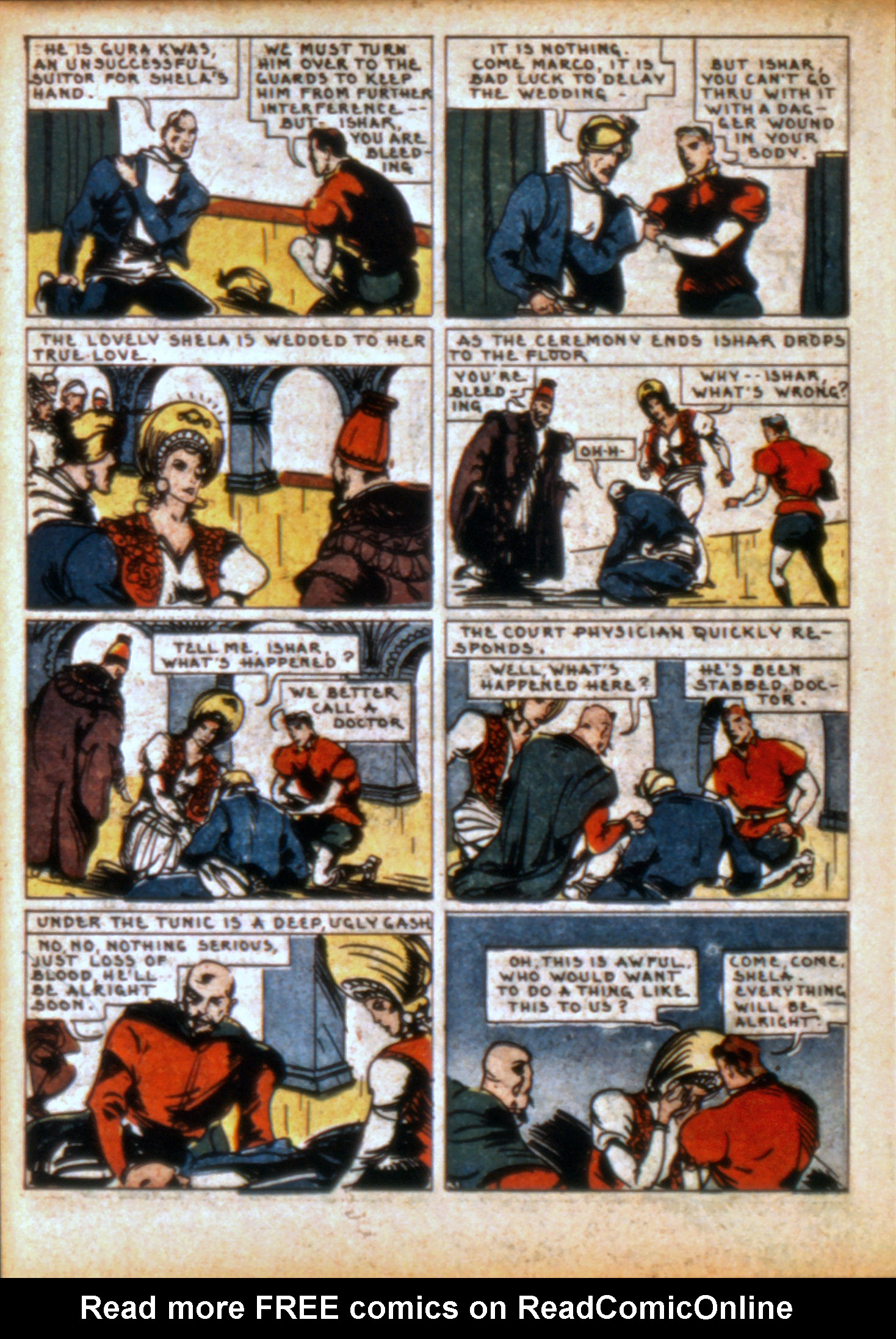 Action Comics (1938) 10 Page 32