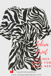 Shopping, Style and Us: India's Best Shopping and Self-Help Blog: #FallTrend2018 | Dorothy Perkins Zebra Print Romper