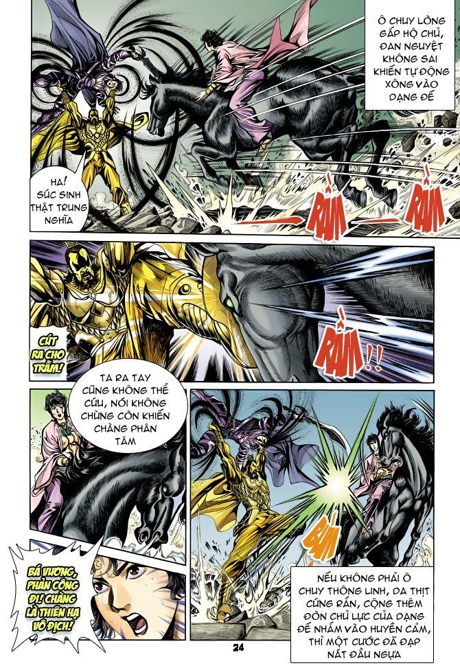 Đại Đường Uy Long chapter 52 trang 23