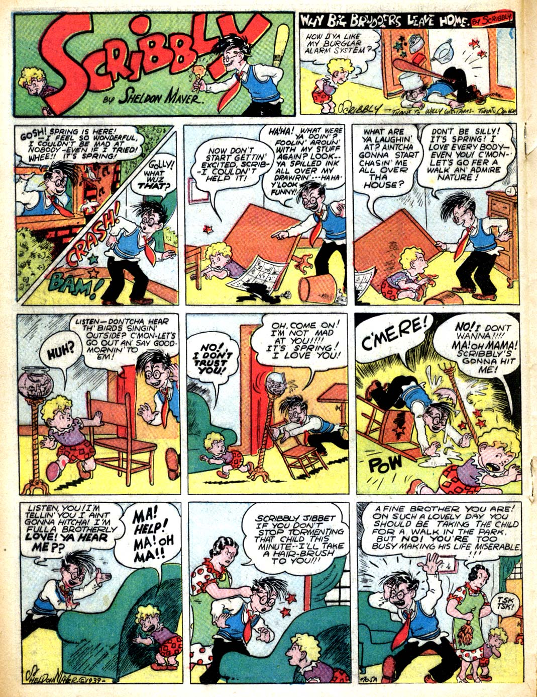 Read online All-American Comics (1939) comic -  Issue #2 - 30