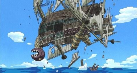 Bajak Laut Yang Tidak Diketahui