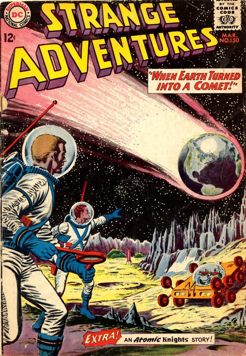 Strange Adventures (1950) issue 150 - Page 1