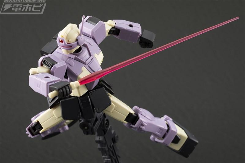 HG 1/144 RGM-79KC GM Interceptor Custom Sample Images by Dengeki Hobby - Gundam Kits Collection News and Reviews