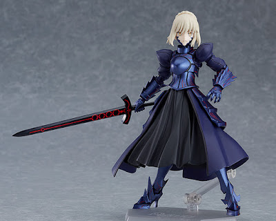 "figma Saber Alter 2.0 de ""Fate / stay night: Heaven's Feel"" - Max Factory"