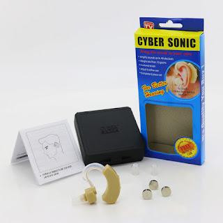 Jual Alat Bantu Pendengaran Terbaik Cyber Sonic