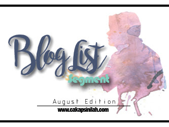 Blog List Segment - August Edition by DA
