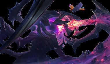 render Dark Star Cho'Gath