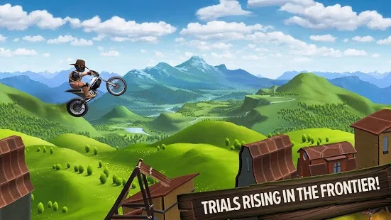 Trials frontier Apk Mod Free on Android Game Download