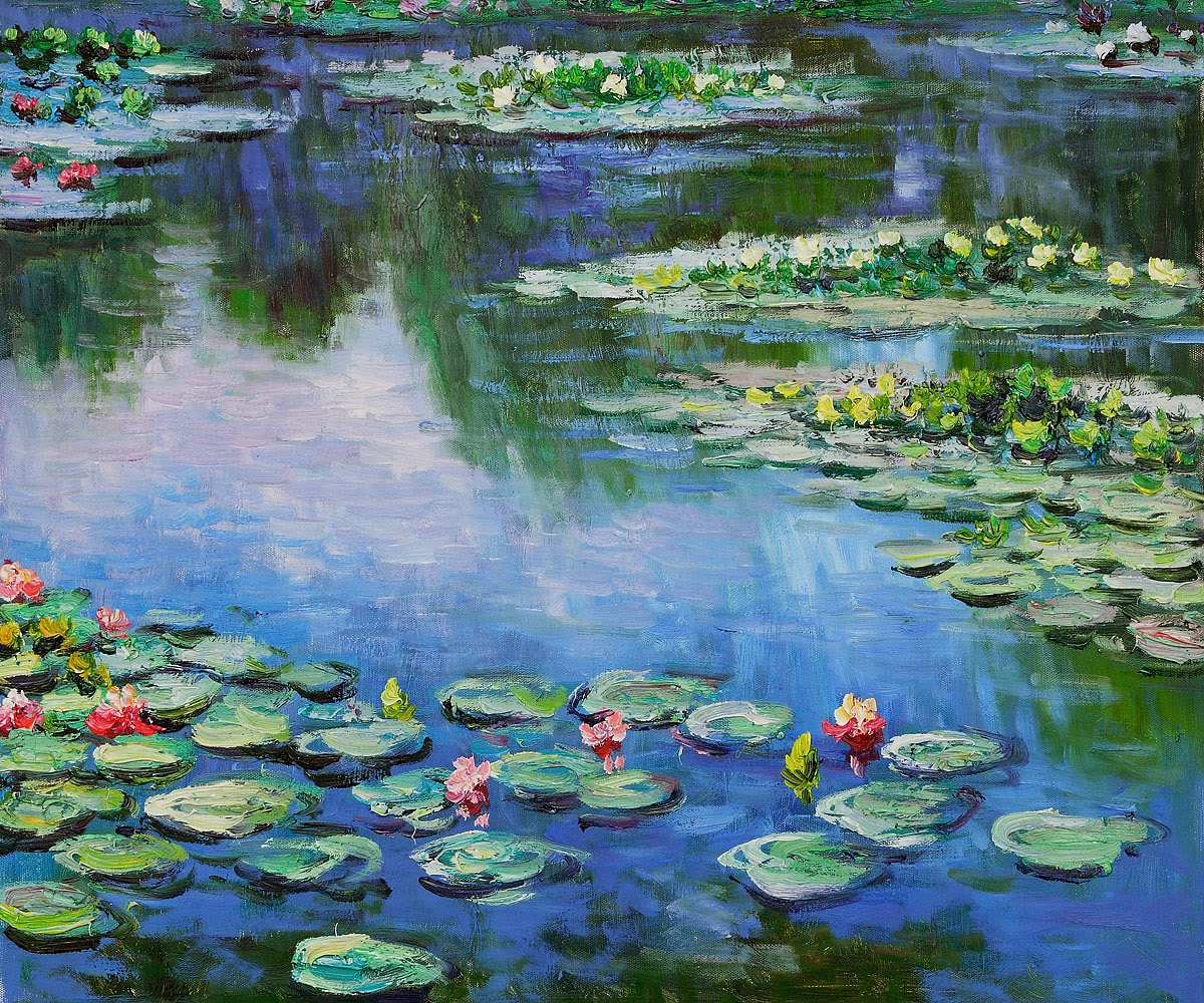 Westville Art Blog: Painting: Impressionistic Landscape