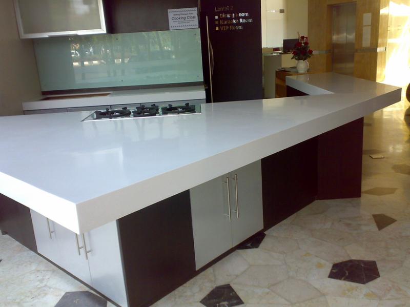 Harga Granit Untuk Meja Dapur Minimalis Model Terbaru