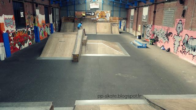 Skatepark Cambrai