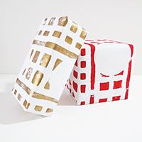 http://www.ohohdeco.com/2012/12/plastic-container-stamp-estampa-con-un.html