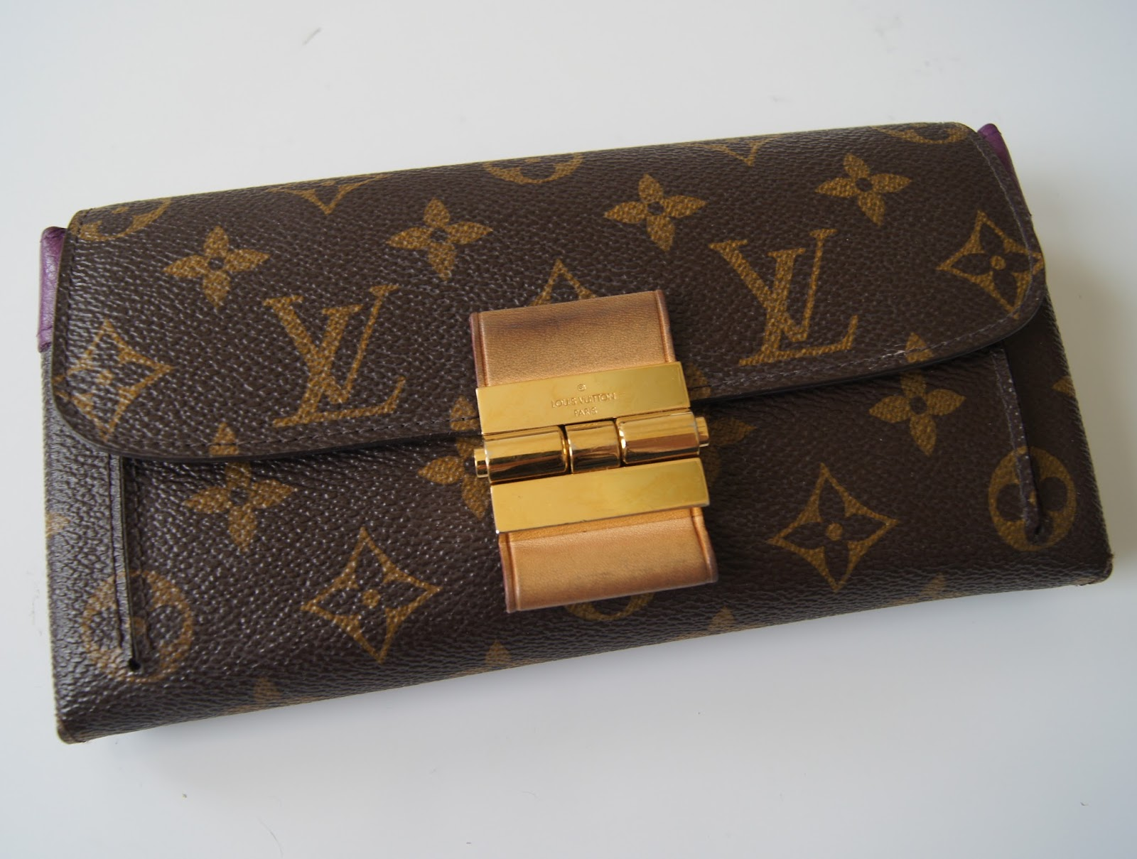 Louis Vuitton Elysee wallet