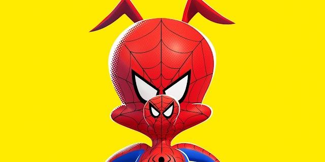 Selain Spider-Ham, Ini Spider-Hero Versi Hewan