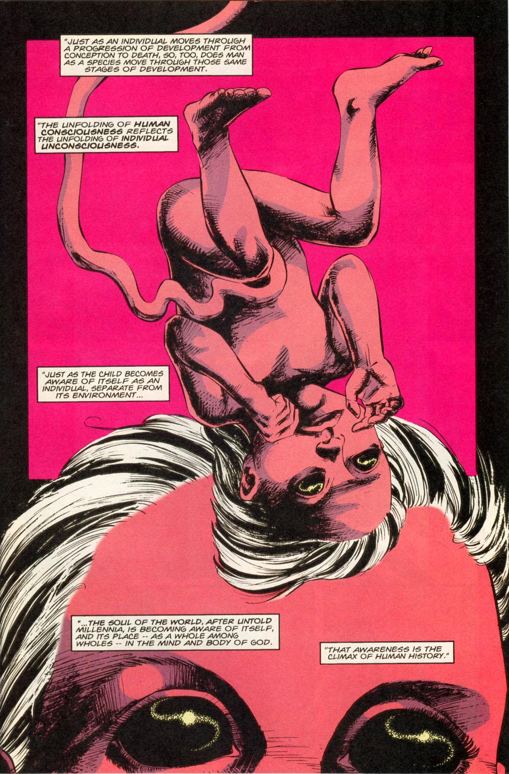 Read online Animal Man (1988) comic -  Issue #88 - 17