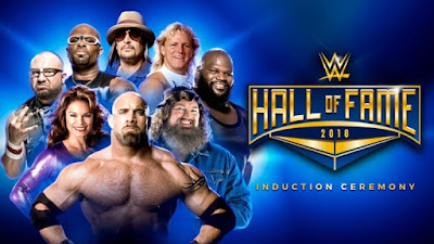 WWE Hall of Fame Induction Ceremony 6th April 2018 WEBRip 480p 1.1Gb x264