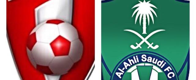 نتيجة مباراة الاهلى والوحدة اليوم 4-11-2016 في الدوري السعودي عبد اللطيف جميل, فوز النادي الأهلي 4-0
