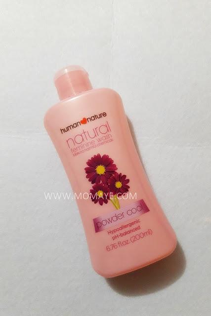 Human Nature, Powder Cool Feminine Wash, feminine wash, safe feminine wash, Beauty MNL haul