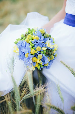 kwiaty Panny Młodej