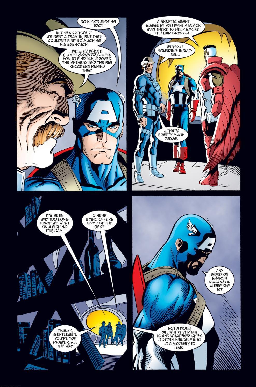 Captain America (1998) Issue #25 #31 - English 24