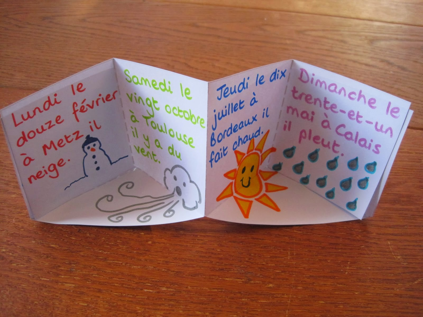 The Foldable Artist Book