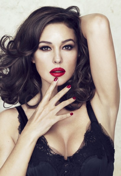 Monica Bellucci | Famous Celebrity Bible