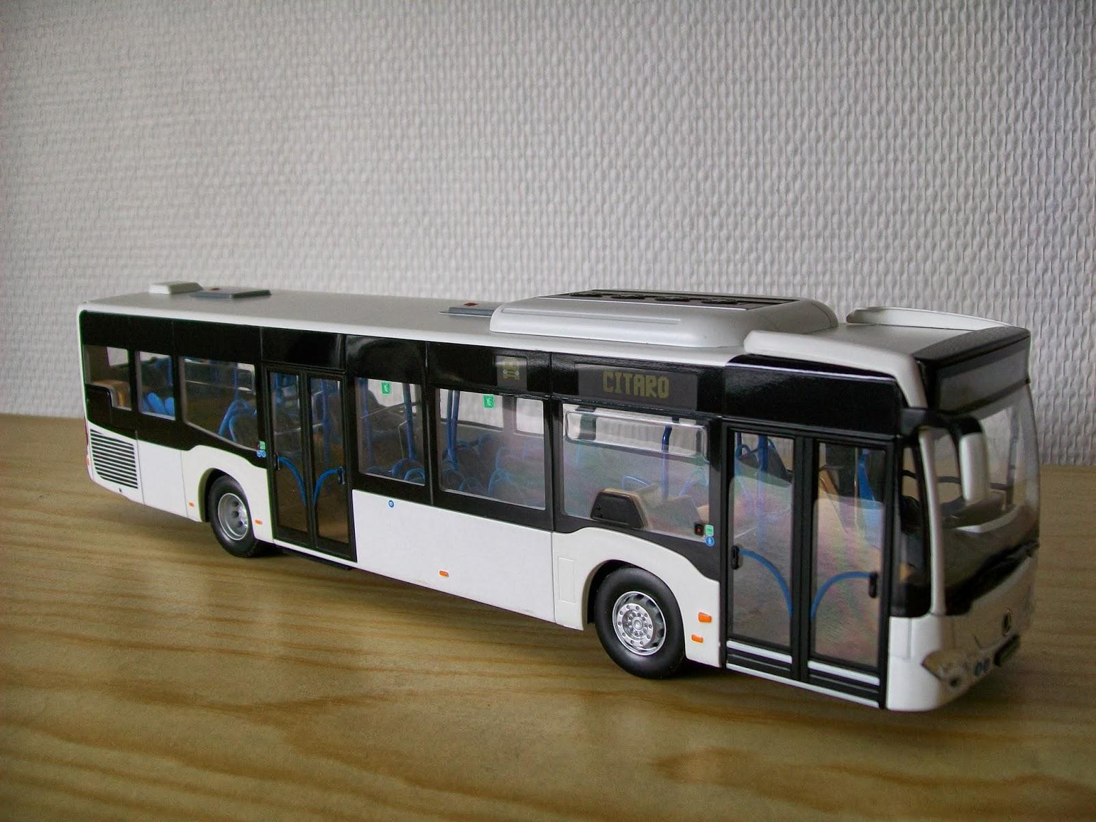 busamoi autobus citaro mercedes benz norev 1 43. Black Bedroom Furniture Sets. Home Design Ideas
