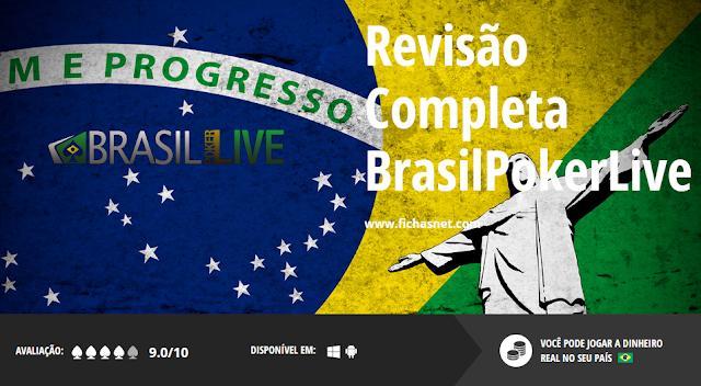 BrasilPokerLive Revisão Completa