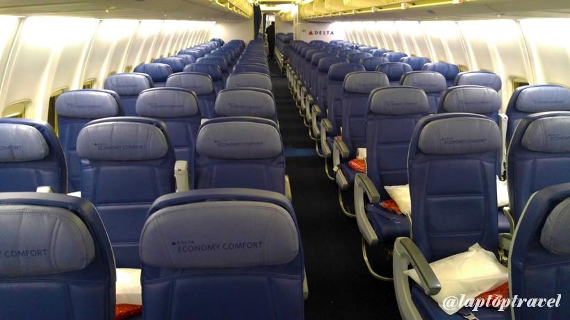 Los Angeles To New Yorks Jfk Airport Via Delta On Overnight