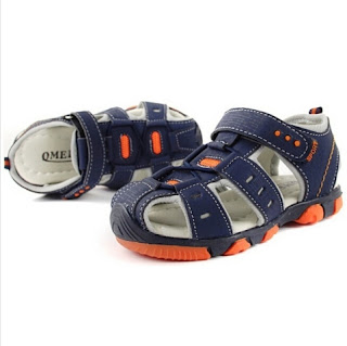 Sepatu Sandal Anak Laki-Laki Model Terbaru