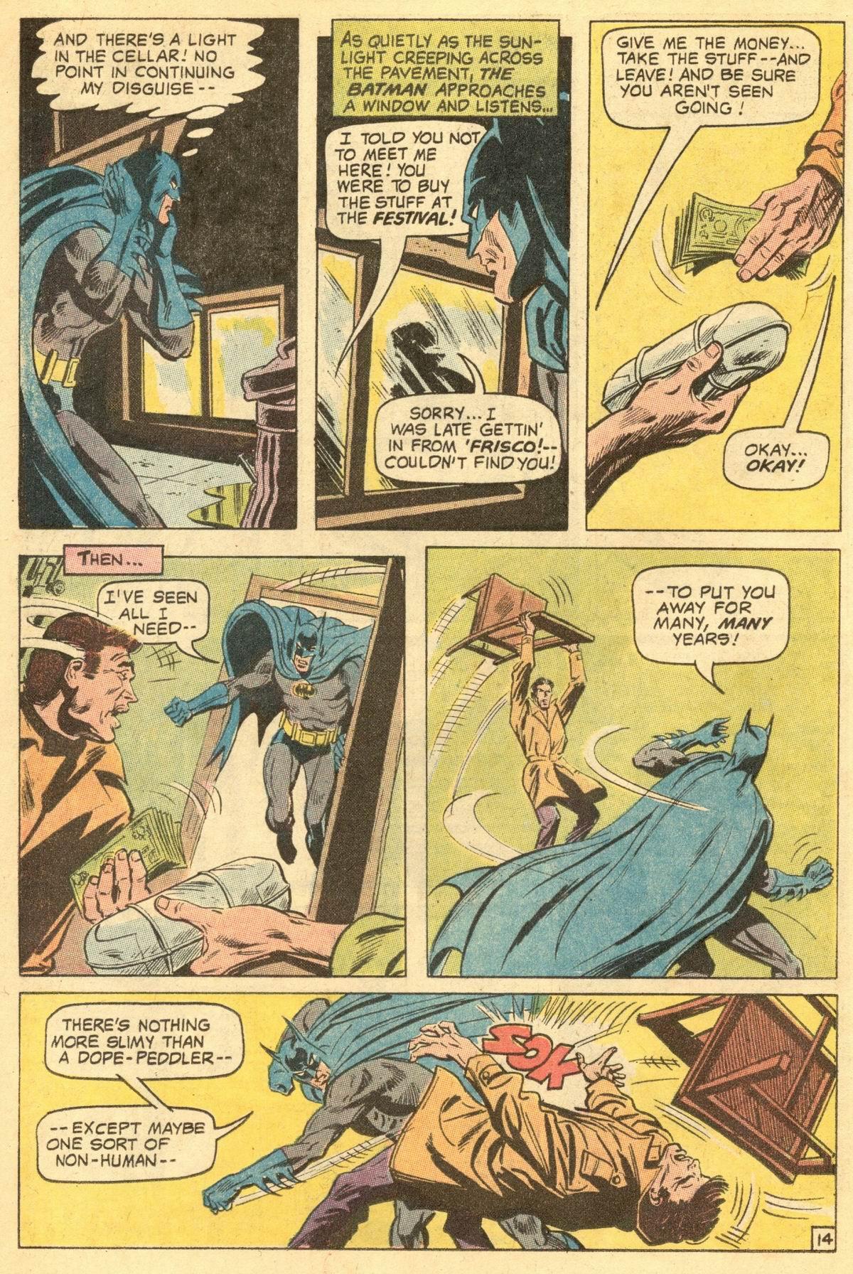 Detective Comics (1937) 419 Page 17