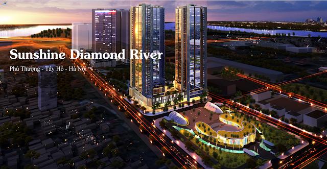 Sunshine Diamond River Ciputra